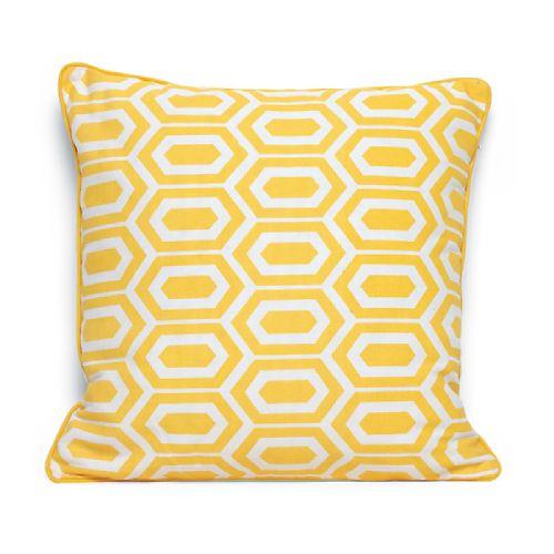 Cuscino Amy giallo 40 x 40 cm: prezzi e offerte online