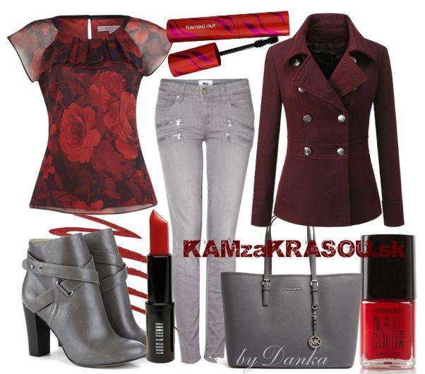 Blúzka s potlačou - KAMzaKRÁSOU.sk #kamzakrasou #sexi #love #jeans #clothes #coat #shoes #fashion #style #outfit #heels #bags #treasure #blouses #dress
