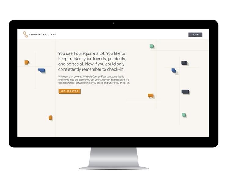 ConnectFoursquare — Work
