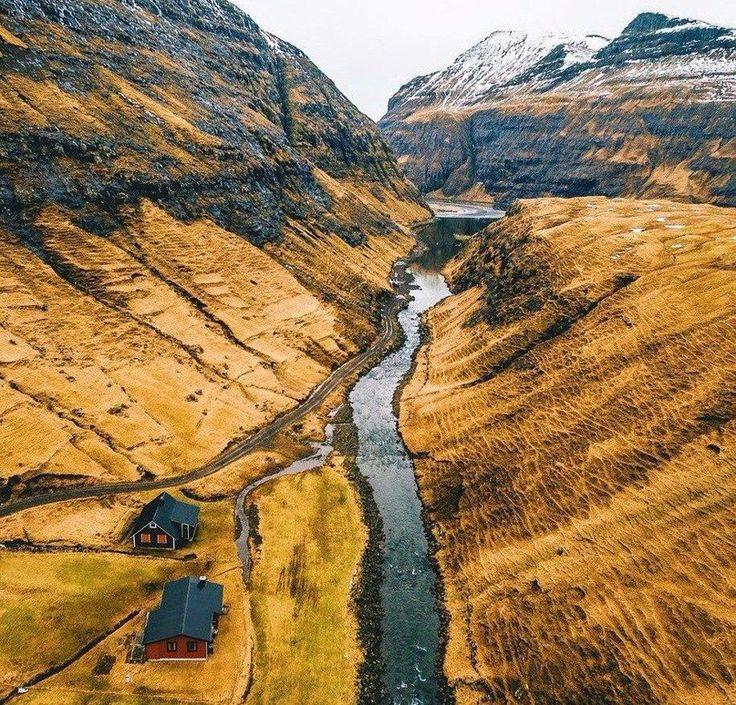 Саксун, Фарерские острова