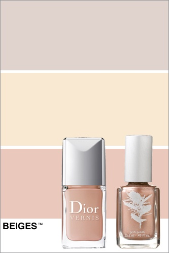 Dior Vernis in Safari Beige, $22, available at Saks Fifth Avenue.