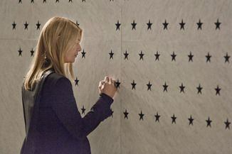 Homeland... One of the most emotional and powerful scenes in the history of television.