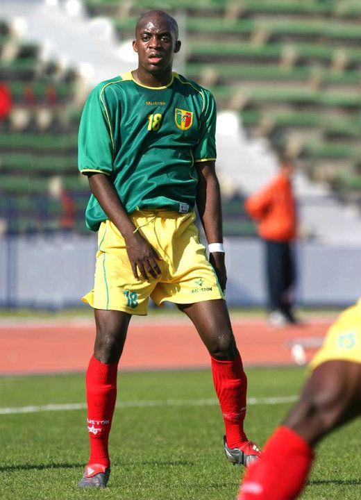 Mohamed Sissoko - Mali - Coupe d'Afrique des Nations 2004