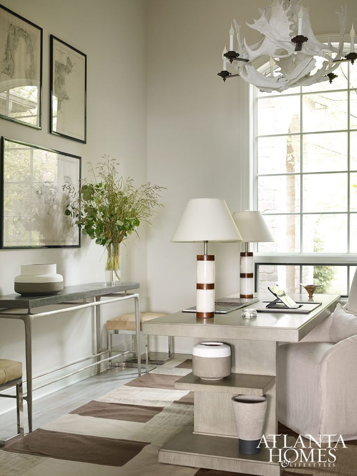 Bon Beth Webb Interiors Fresh Faced Beauty | Atlanta Homes U0026 Lifestyles