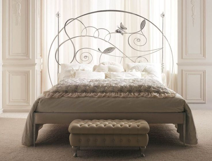 discover all the information about the product double bed traditional wrought iron eden giusti portos and find where you can buy it