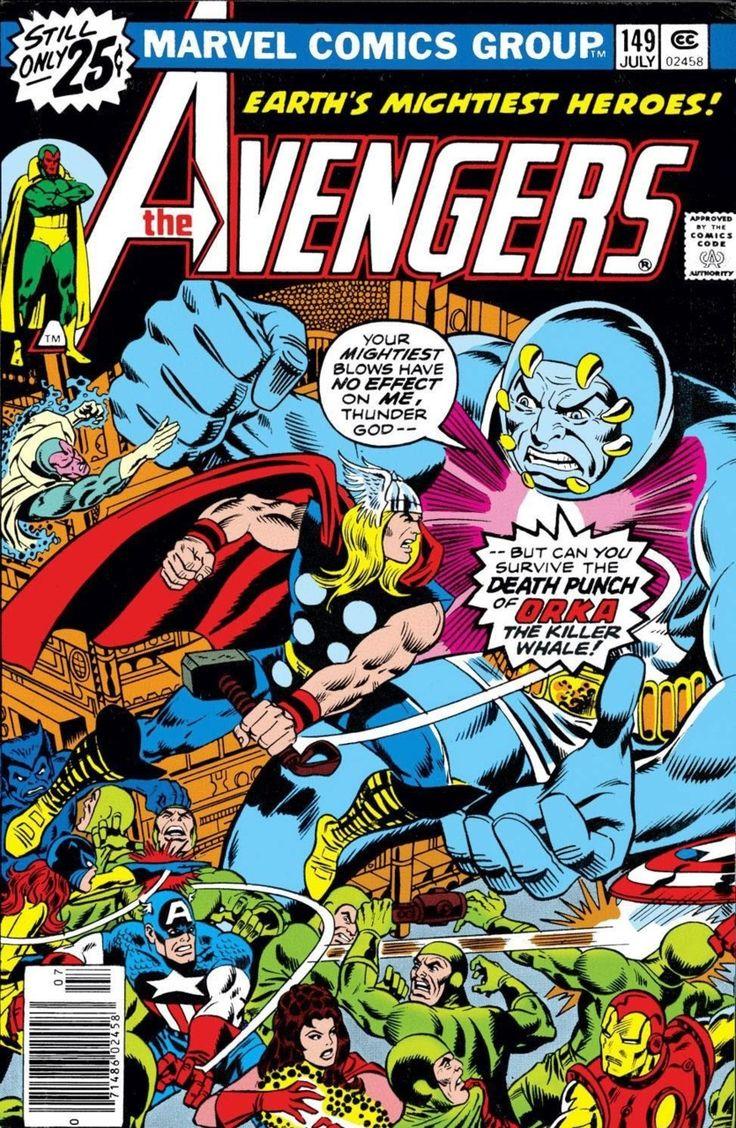 329 Best Images About Avengers / Justice League Classic
