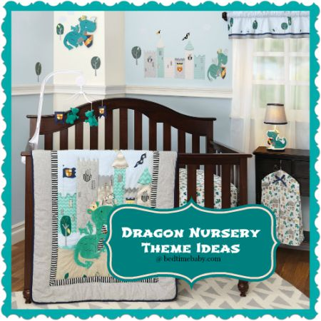 Dragon Nursery Theme - Ben loves dragons if a boy!