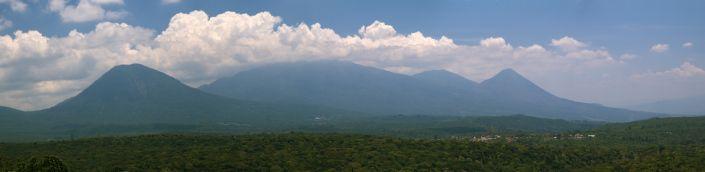El Salvador Izalco Volcano