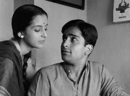 Shashi Kapoor in The Householder, the first of his collaboration with Merchant-Ivory