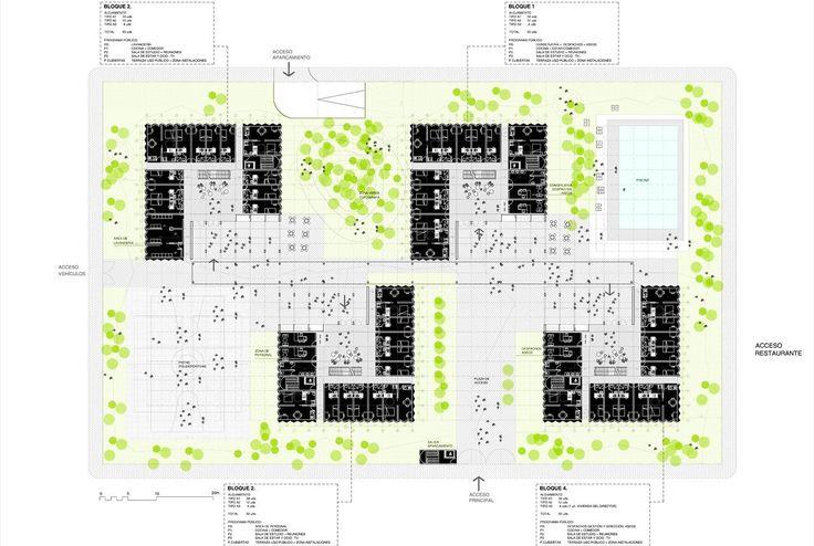 Galería de Residencia de Estudiantes en el Campus de la U.L.E. / MACA + VIRAI Arquitectos - 7