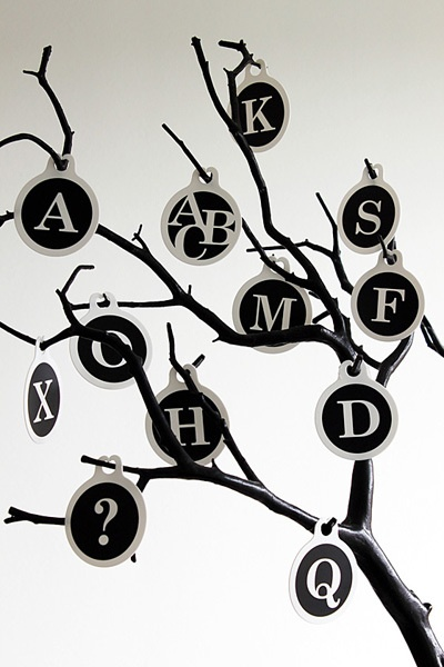 mon・o・tone新商品『アルファベットバッグクリップ』|mon・o・tone