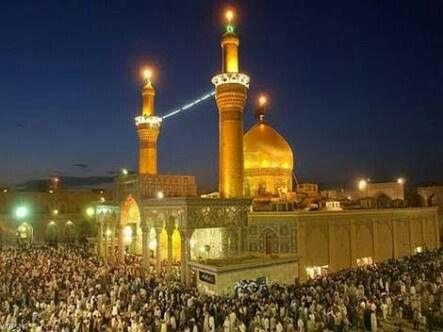 Roza imam Hussain(a.s)
