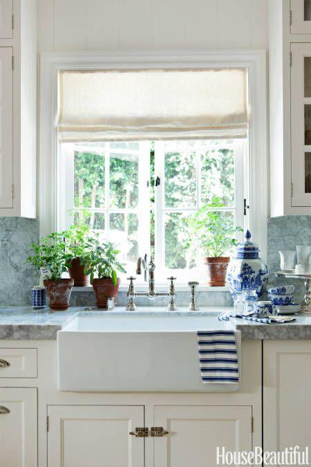 Mark Sikes Kitchen Sink House Beautiful