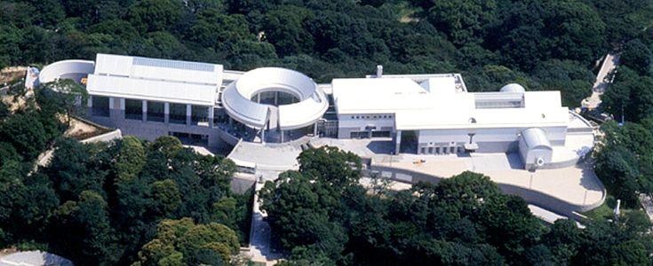 "Prize of AIJ for Design 1990 ""Hiroshima City Museum of Contemporary Art"", Kisho Kurokawa, Kisho Kurokawa architect & associates"