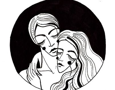 """Check out new work on my @Behance portfolio: """"LOVERS"""" http://on.be.net/20sfGex"""