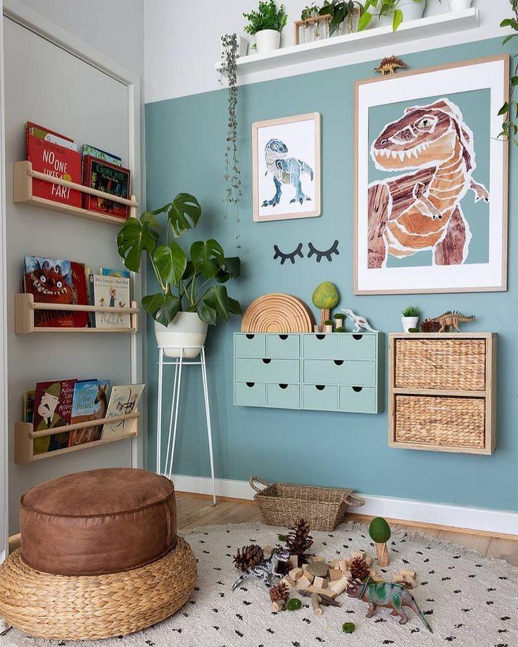 These Boys Bedroom Ideas Are So Stinkin Cute Hunker Boy Room Wall Decor Children Room Boy Boys Bedroom Decor