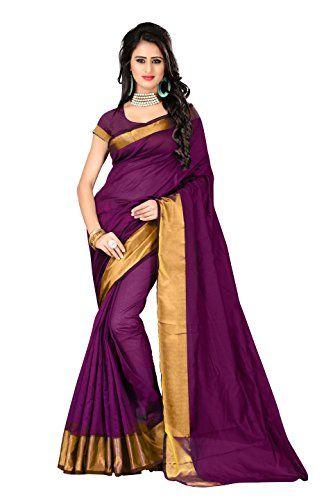 Fab Desire Women's Cotton Silk Saree (Shagun_Majenta_Majenta) Check more at http://www.indian-shopping.in/product/fab-desire-womens-cotton-silk-saree-shagun_majenta_majenta/