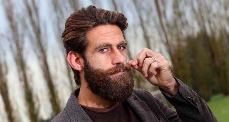 A barba contem mais bactéria do que um vazo sanitário - Reprodução