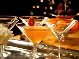 """Glögg Martini / """"Mulled wine martini"""""""