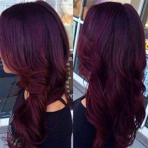 pin by erika cardenas on peinados pinterest hair coloring pretty hair and red hair. Black Bedroom Furniture Sets. Home Design Ideas