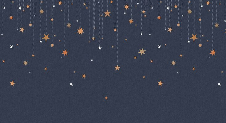 When you look at the sky and try to count the stars the possibilities of this world seem limitless. This sideways repeatable depiction of the night sky can be used to create an entire room of stars, and inspire the desire to reach for them.