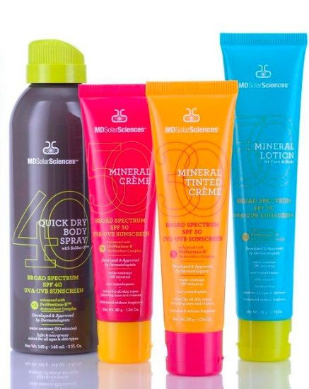 Why You Should Consider Using Mineral Sunscreen | Summer