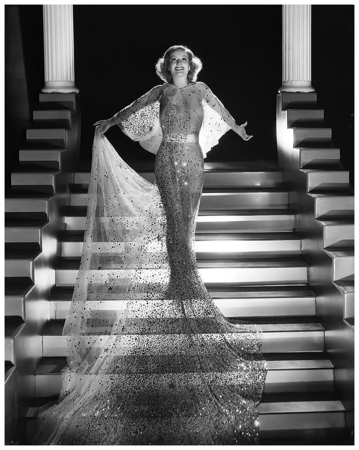 Joan Crawford Photo George Hurrell 1933