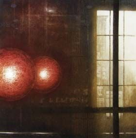 Anja Percival. Window Light.