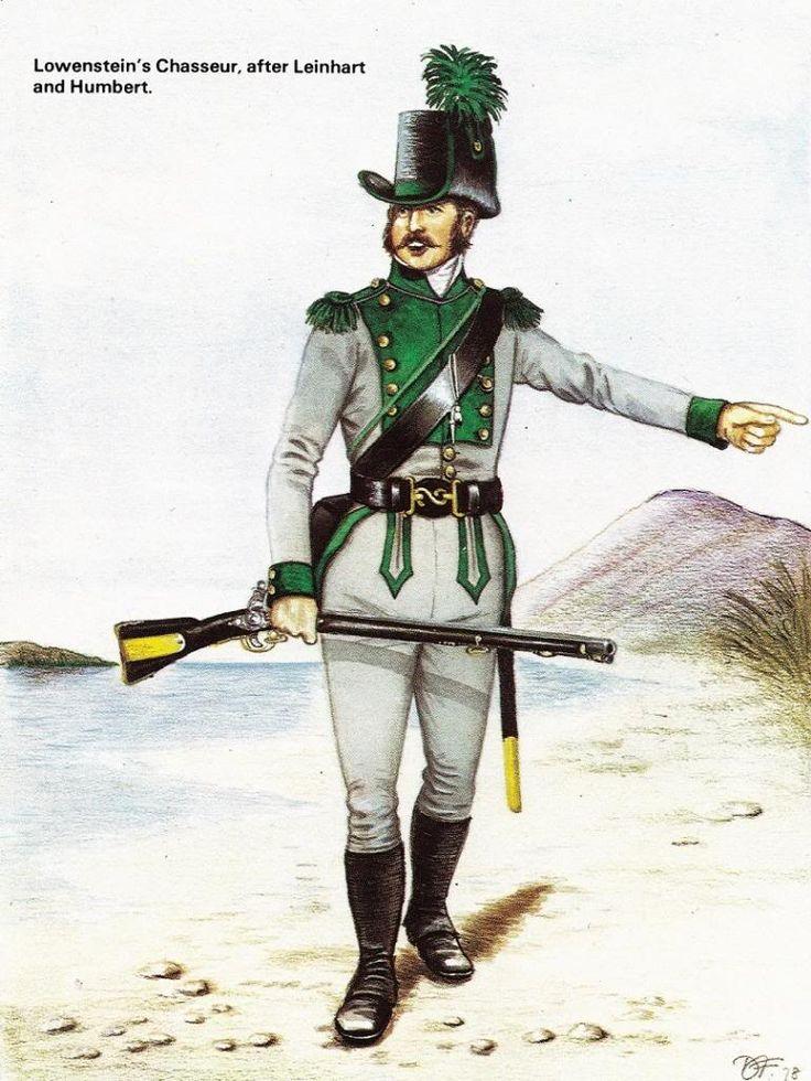 17 best images about prussian j 228 ger regiment napoleonic