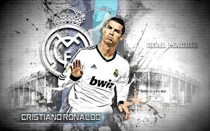 "Cristiano ""CR7″ Ronaldo Madrid 2012-2013 HD Best Wallpapers"