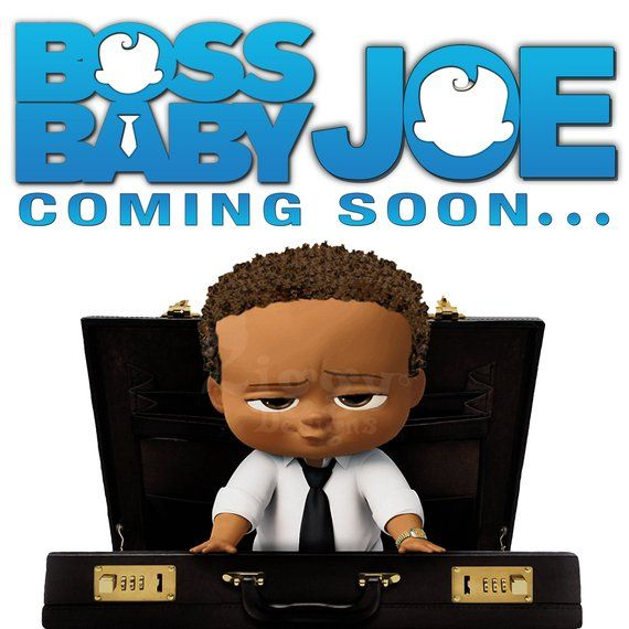 cbe8b0945eb8 The Boss Baby African-American Banner The Boss Baby