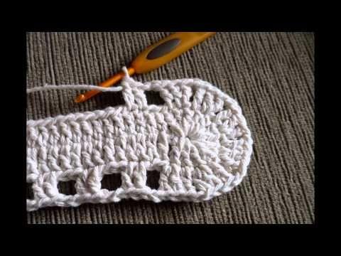 Croche- Tapete Estrela- Passo A Passo- Parte 2 - YouTube