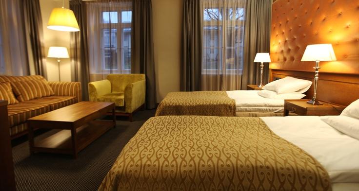 Vuorineuvos huone - hotel rooms