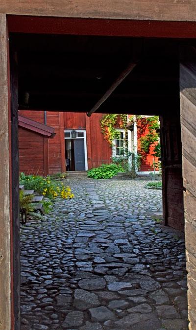 Aschanska gården, Eksjö, Småland, Sweden