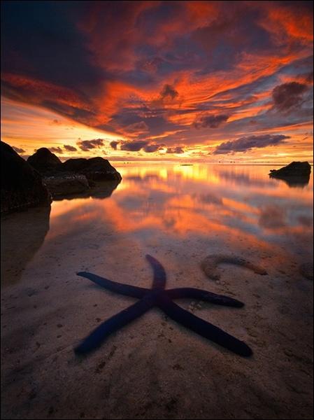 Etu Moana Aitutaki Atoll, Cook Islands