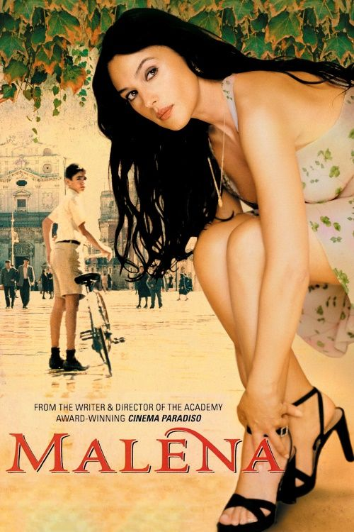 Malena (2000) directed by Giuseppe Tornatore.