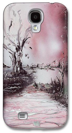 Porcelain River Galaxy S4 Case Printed with Fine Art spray painting image Porcelain River by Nandor Molnar (When you visit the Shop, change the orientation, background color and image size as you wish)