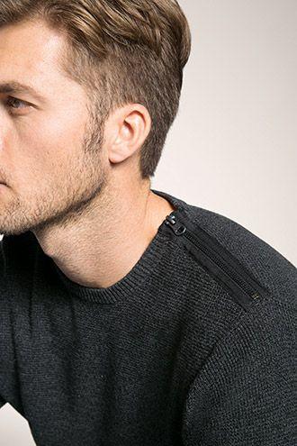 EDC / Pullover aus 100% Baumwolle