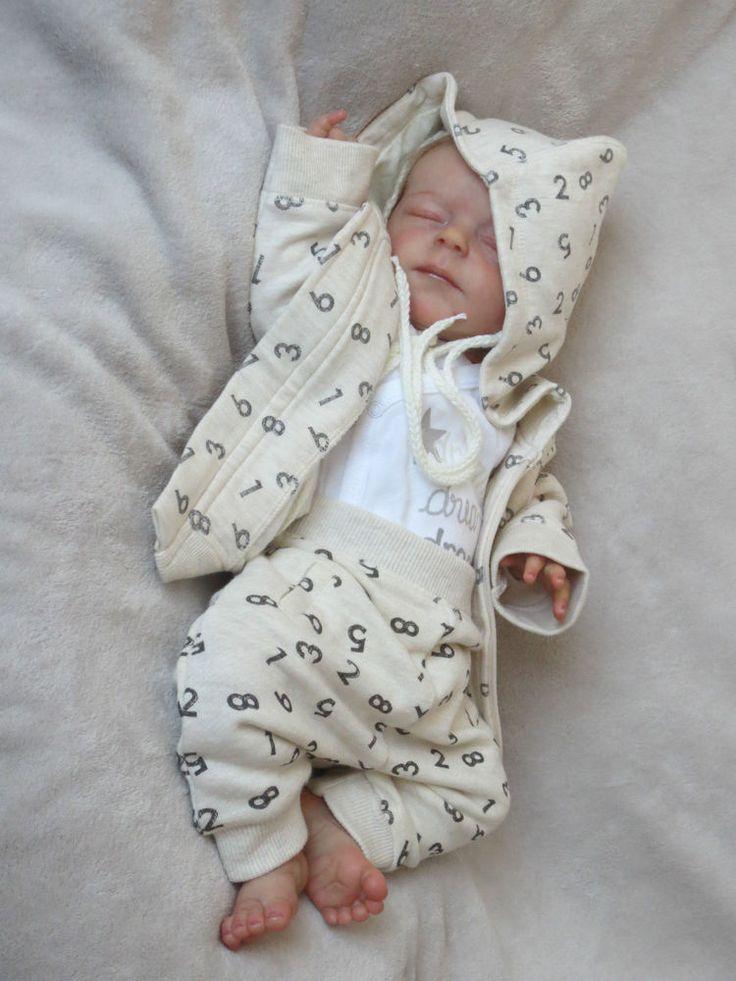 Reborn Baby Girl AMELIA by Joanna Kazmierczak