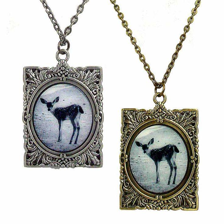 Deer Bambi Necklace