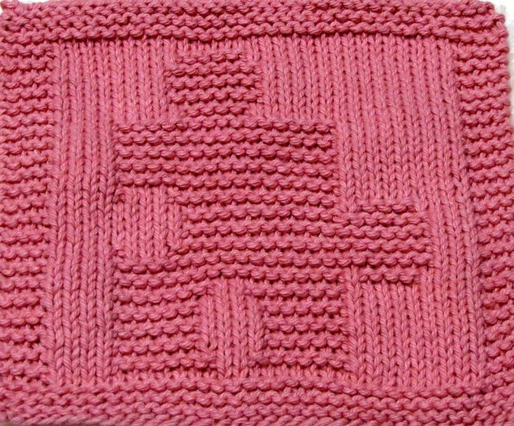 1000+ ideas about Knitting Squares on Pinterest Tunisian Crochet Blanket, L...