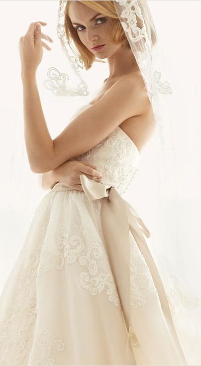 melissa sweet at david's bridal