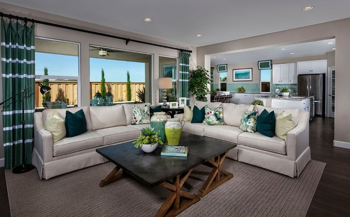 Residence Two - Autumn Crossing - Rocklin Home for Sale | Standard Pacific Homes