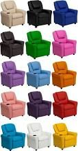 Flash children's recliner, vinyl recliner, choose from all different colors.