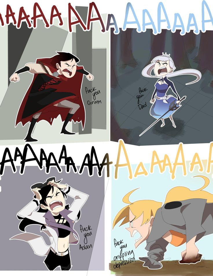 See more 'RWBY' images on Know Your Meme!