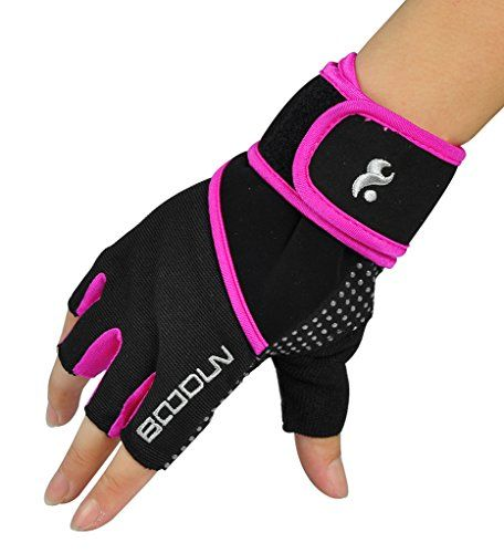 Womens Weightlifting Gloves with 45cm Long Wrist Wrap Support Purple 2-Fitness http://www.amazon.com/dp/B0157P4IDM/ref=cm_sw_r_pi_dp_DWeDwb06M8KVB