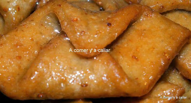 A comer y a callar: PESTIÑOS SEVILLANOS CON THERMOMIX PASO A PASO