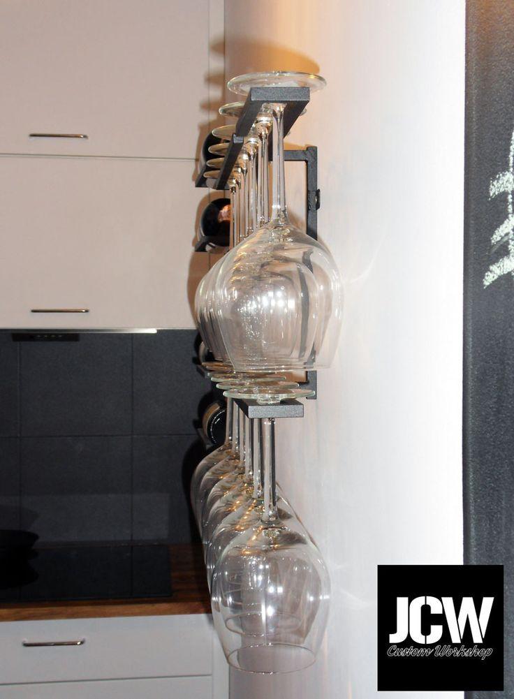 Hanger for glasses Material: Powder Coated Steel www.jcw.com.pl