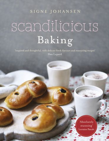 Scandilicious, a blog about cooking, baking and living with Scandinavian flair. Signe Johansen