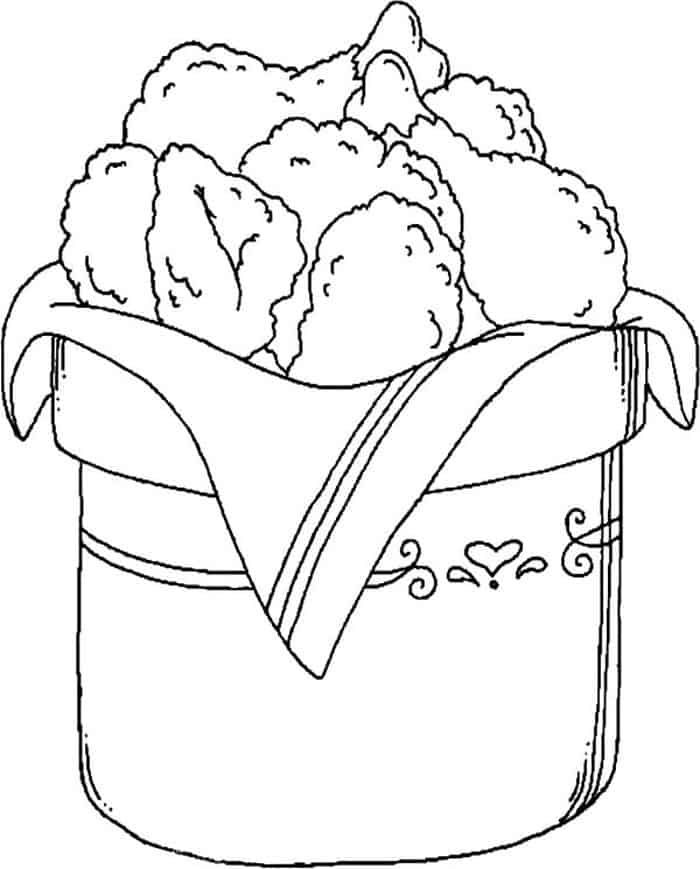 Fried Chicken Coloring Pages Chicken Coloring Pages Chicken Coloring Animal Coloring Pages